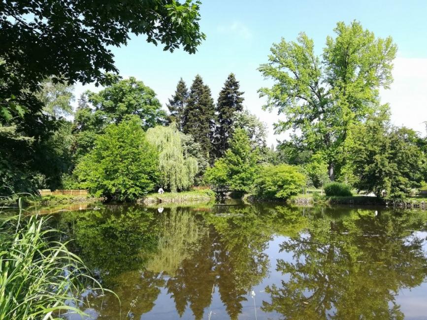 Красивите летни оазиси в София