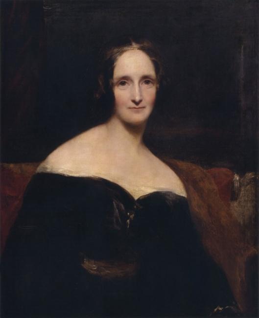 Мери Шели - мрачната бунтарка на английската литература