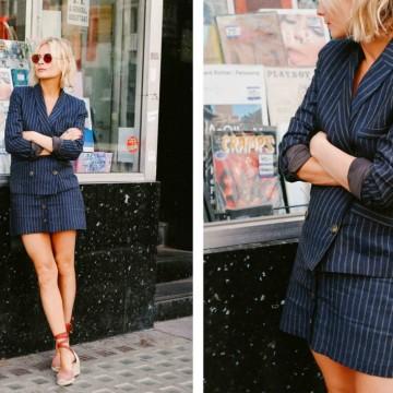22 стайлинг идеи как да носим костюм с пола и на работа, и през почивните дни