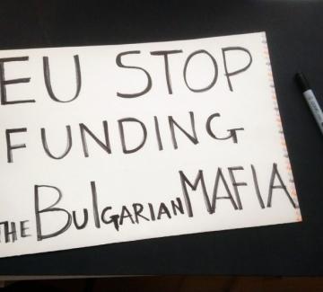В централата на ЕНП в Брюксел отказаха да приемат протестиращи българи