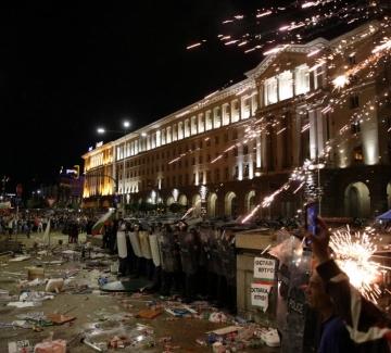 Протестите – реакции и коментари в социалните мрежи