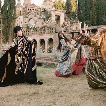 4 невероятни жени, една приказна градина и неустоим Gucci аромат