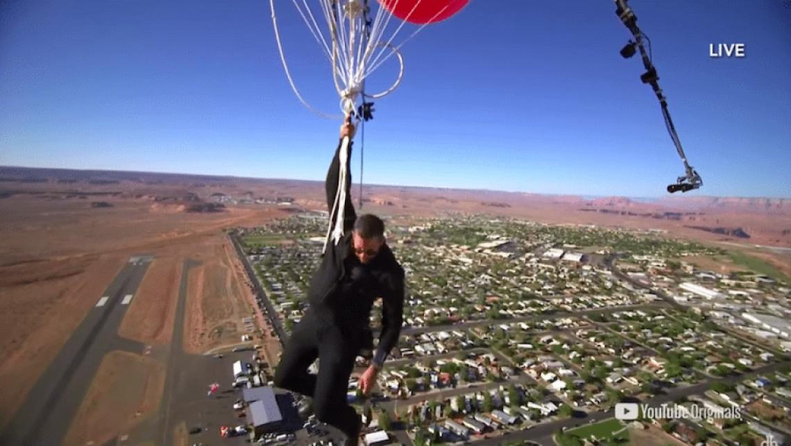 Да полетиш с 52 балона в името на една мечта