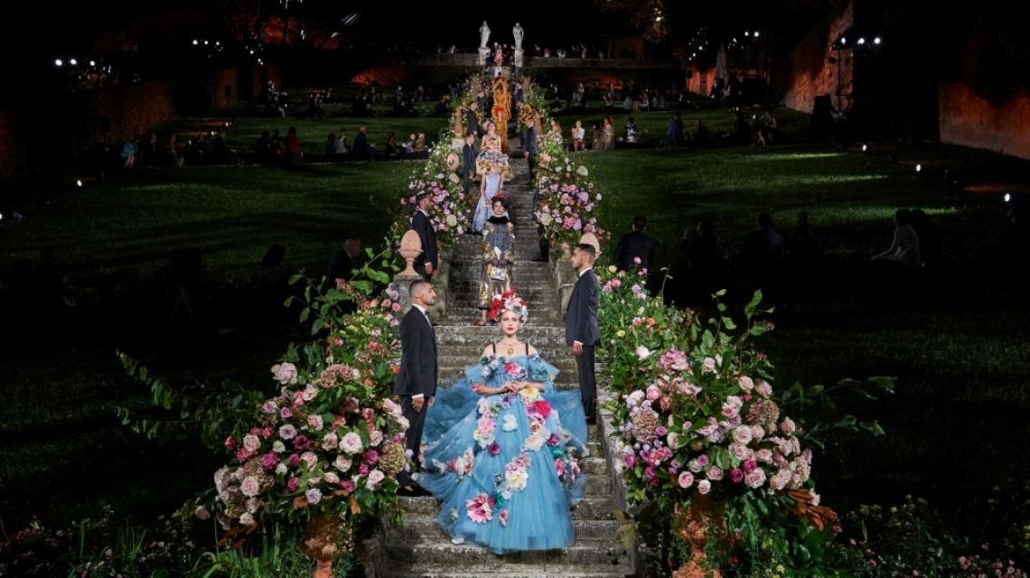 Dolce & Gabbana с ода за Флоренция