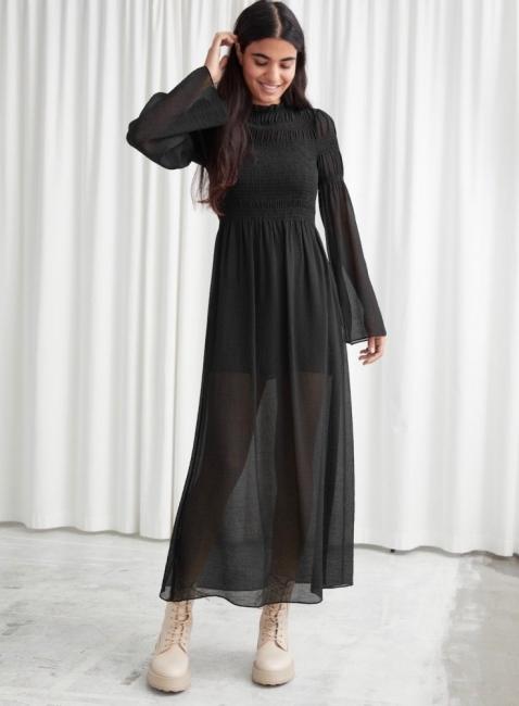 22 рокли с дълъг ръкав, които ще носим тази есен