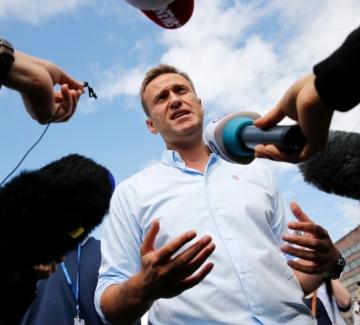Навални отново е активен в Инстаграм!