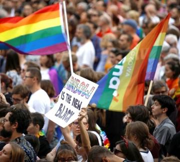 С музика срещу хомофобията