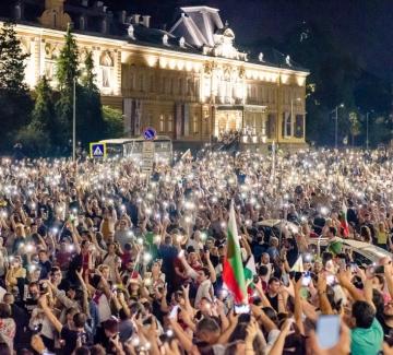 Independent: България протестира 70 дни, а светът вижда само Беларус