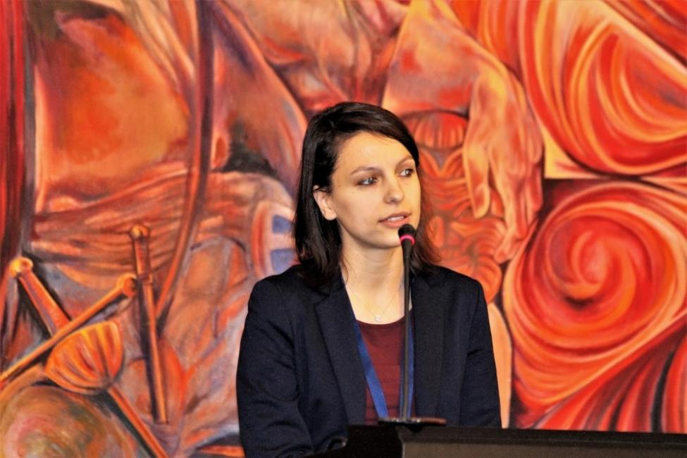 """Александрина Димитрова: """"Нужно е да започне да се инвестира в човешкия ресурс в социалната сфера"""""""