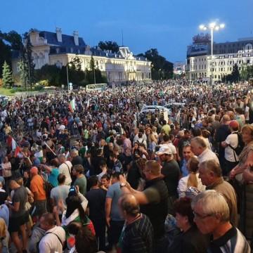 Euronews: В Деня на независимостта хиляди българи настояват за оставка