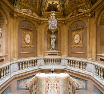 В парижкото имение на една куртизанка