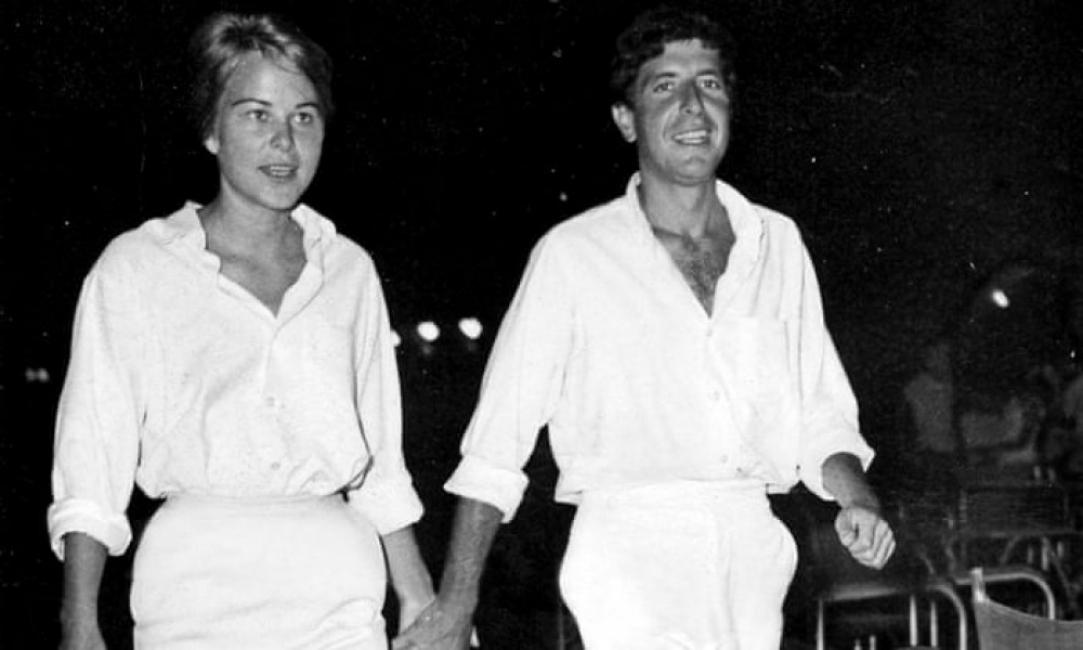 Ленард Коен и Мариане Илен: любов до смъртта и отвъд