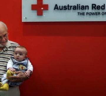 Джеймс Харисън – човекът, спасил над два милиона бебета