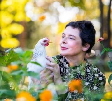Изабела Роселини: Възрастта носи свобода