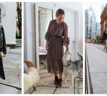 23 стайлинг идеи как да носим рокля с боти