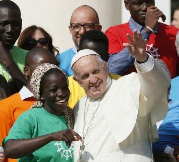 "5 случая, в които папа Франциск направи ""революция"""